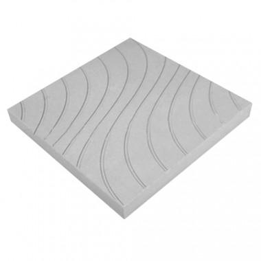 Тротуарная плитка Волна 300*300*30 мм